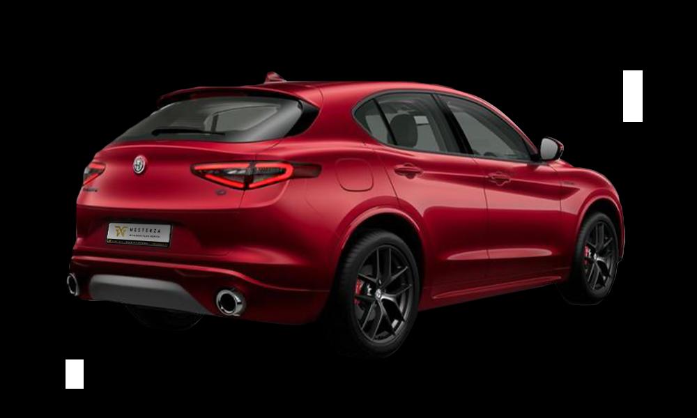 Alfa Romeo wypożyczalnia samochodów Mestenza Rafal Grzebin